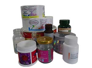high speed flat labeling machine manufacturer for round bottles-36