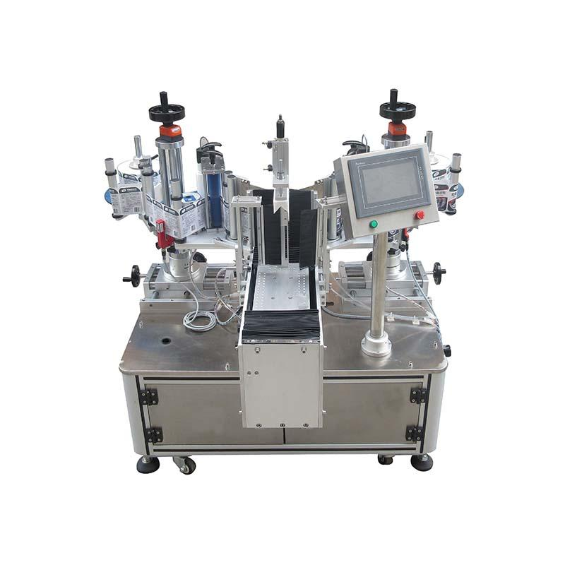 Smart Labeling System For Bucket/Semi-automatic/Double Sides Labeling/15-30 Pcs/min/PST909