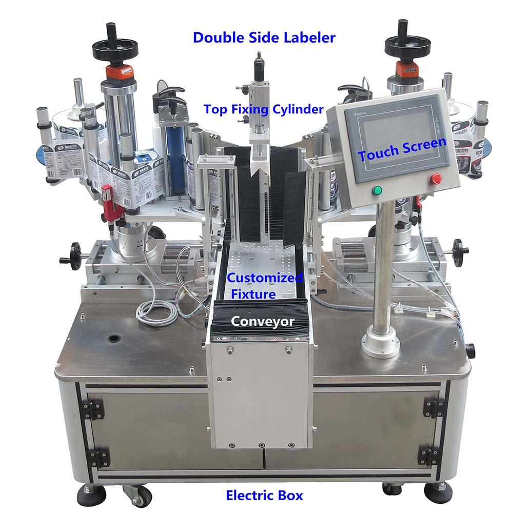 shrink labeling automatic label applicator smart equipment PST company