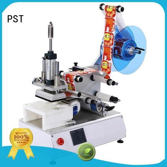 auto label machine speed PST Brand automatic label applicator