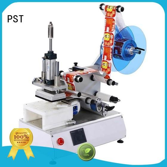 auto label machine speed PST Brand automatic label applicator