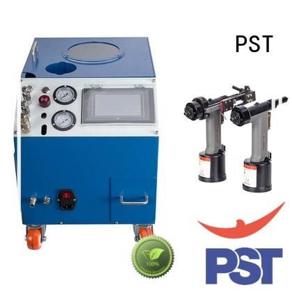 rivet machine manufacturer automatic automatic feeder for blind rivets PST Brand