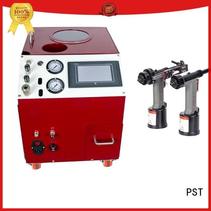PST automatic pop rivet machine company for server case