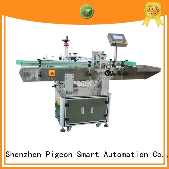 auto label machine labeling round automatic label applicator manufacture