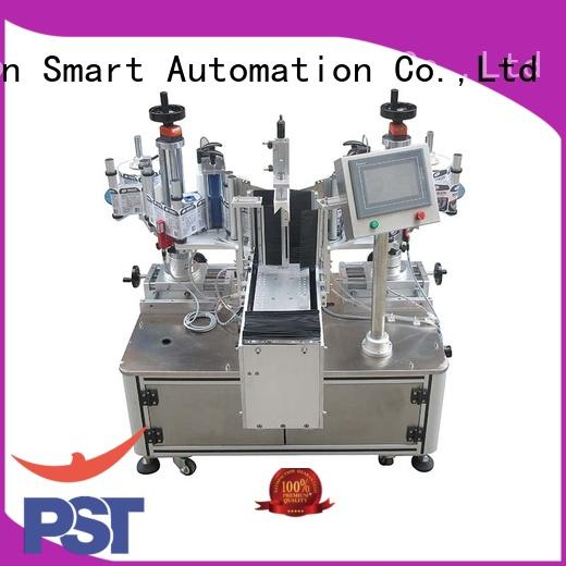 PST semi automatic label applicator with alarm function for bucket