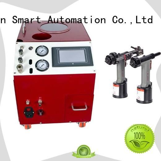 PST best automatic pop rivet machine factory for server case