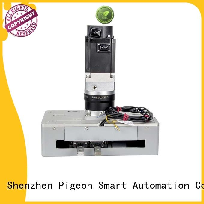 short time automatic mechanical robot arm with up down cam for food processing