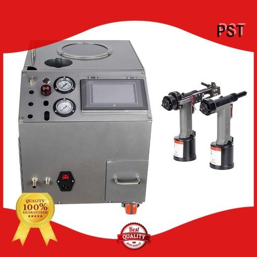 color preventionhigh feed PST Brand rivet machine manufacturer factory