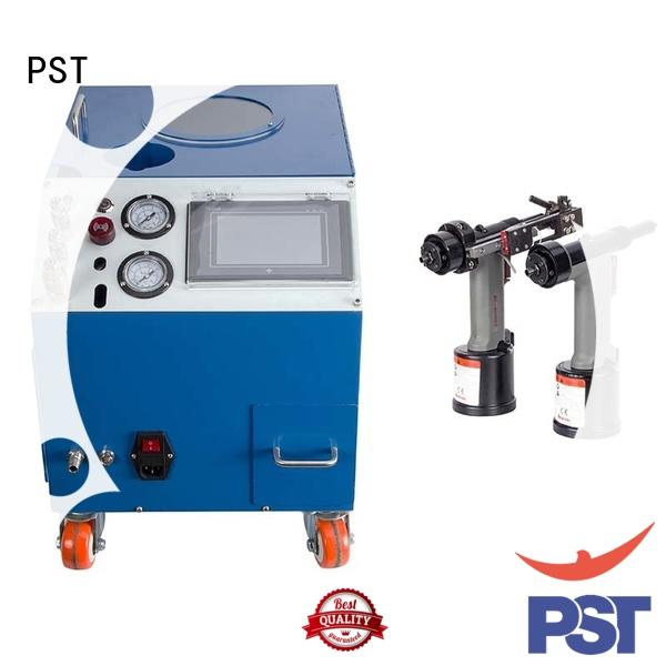 PST electric riveting machine supplier for server case