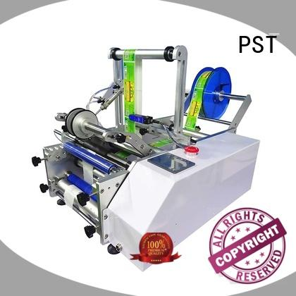 flat precision OEM automatic label applicator PST
