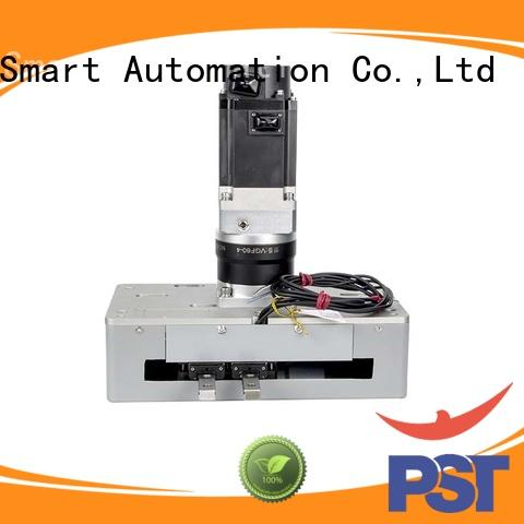 picking robotic arm mechanism placing for PST