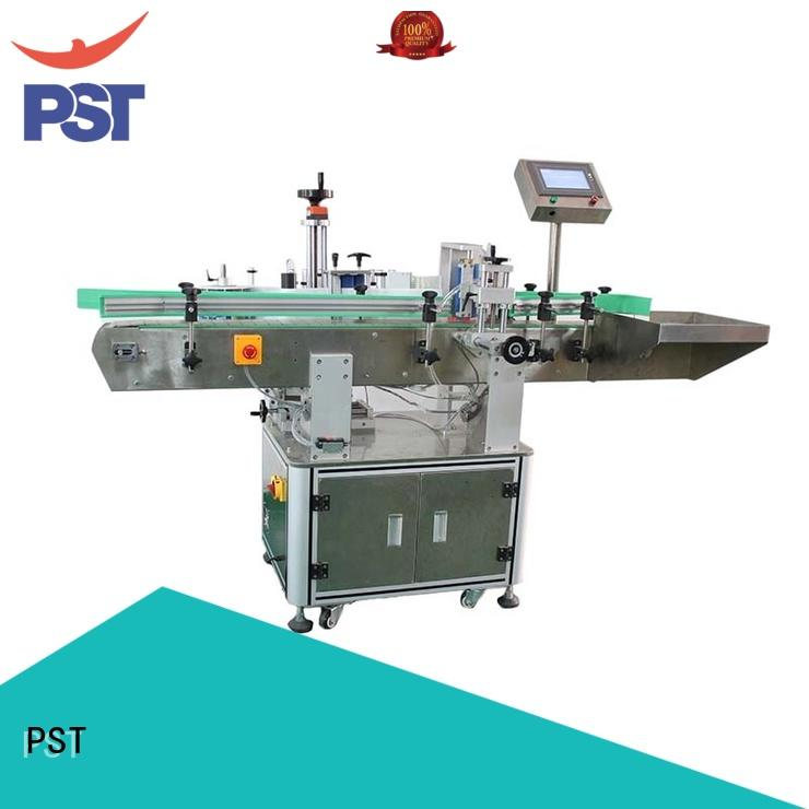 automatic automatic label applicator machine labeling box
