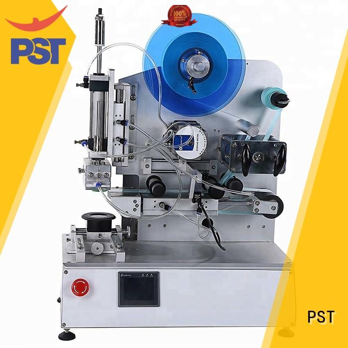 Quality PST Brand auto label machine precision