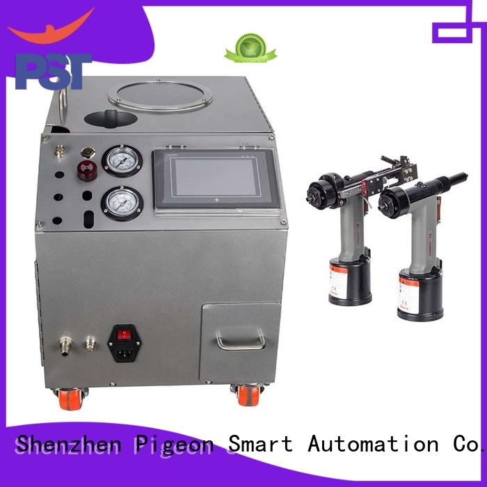 PST high speed riveting machine manufacturer professional for server case