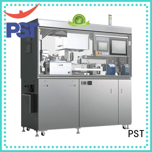 PST high end automatic visual inspection machine for electrical switches