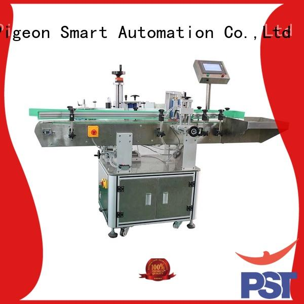 PST bottle sticker labeling machine with custom service for round bottle