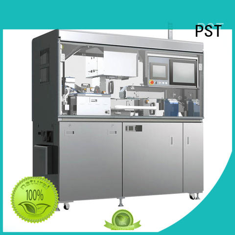 memory automatic packing image automatic inspection machine PST
