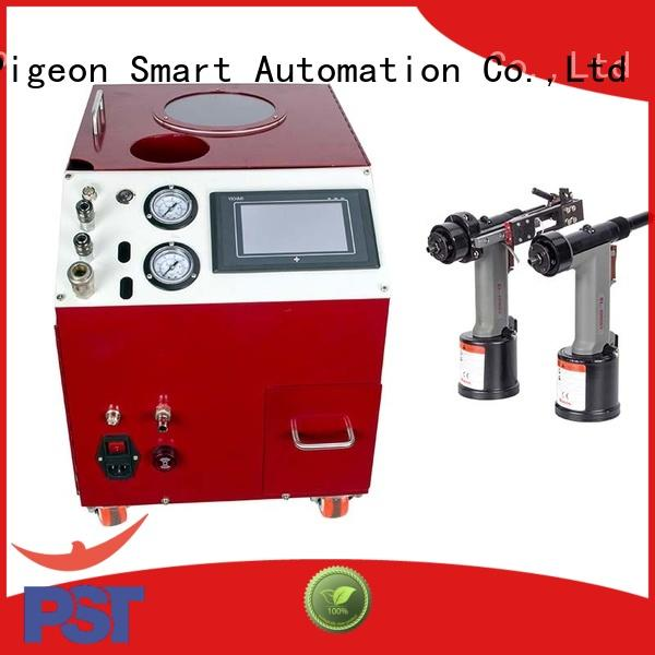 PST automatic pop rivet machine supplier for blind rivets