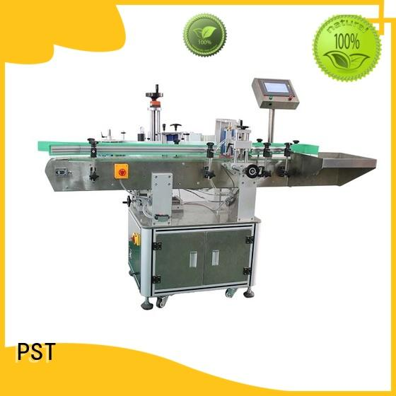 PST smart system automatic labeling machine for boxes