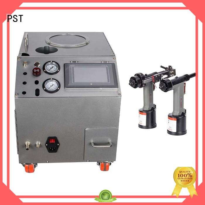 pneumatic pneumatic PST Brand rivet machine manufacturer