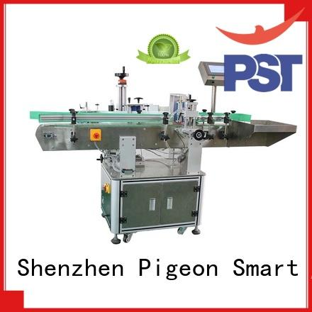high end label applicator machines design for boxes