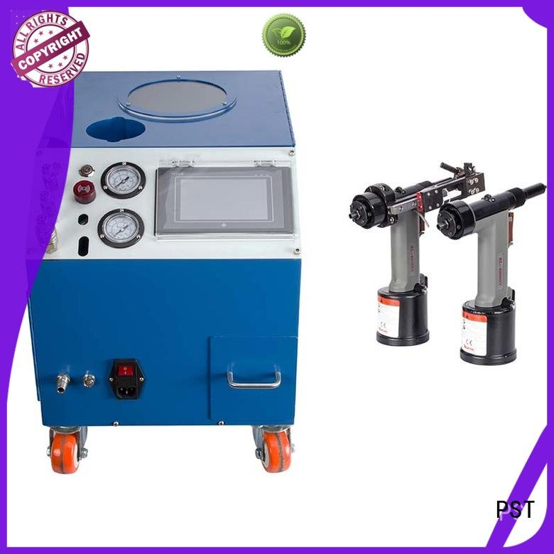 PST pneumatic rivet machine for sale excellent for blind rivets
