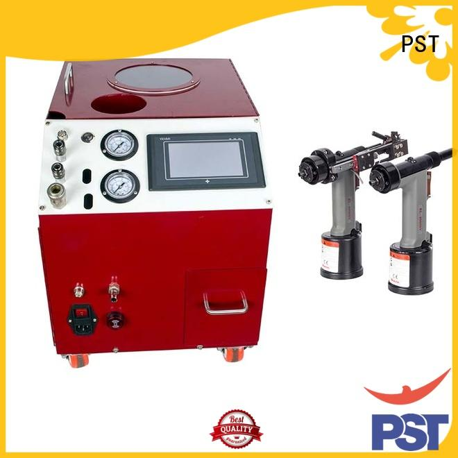 efficient automatic riveting machine fast delivery for server case PST