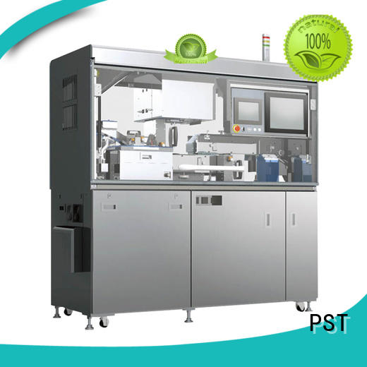 machine automatic inspection machines detecting PST company