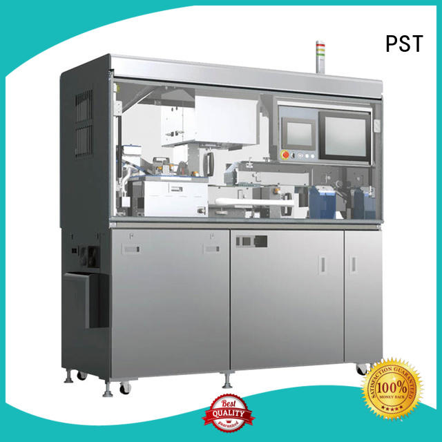 good selling automatic visual inspection machine customized for electronic switches PST