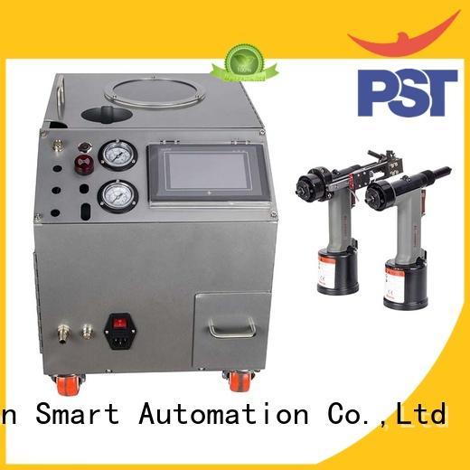 riveting pneumatic riveting machine machine rivets PST