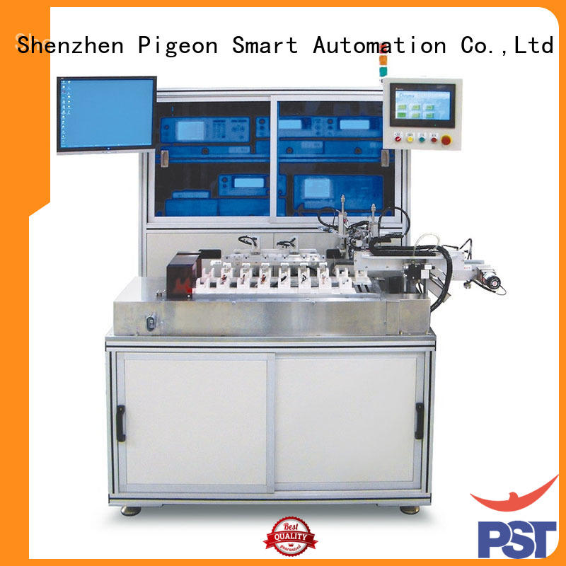 PST professional automatic inspection machine for electronic switches