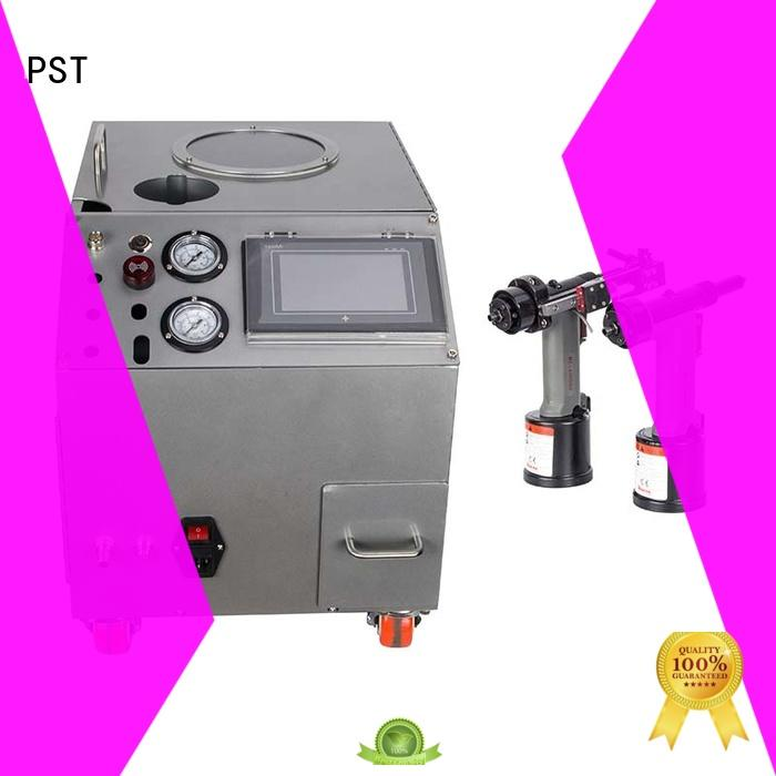 PST high quality auto riveting machine supply for server case