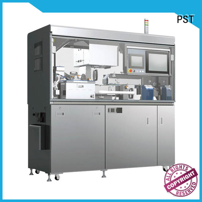 PST automatic image detecting and packing machine company for electrical switches