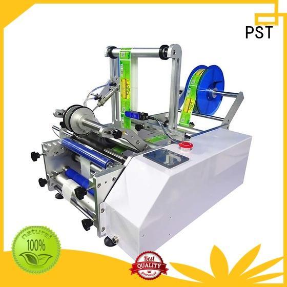 Wholesale semiautomatic shrink automatic label applicator PST Brand