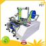 bottle semiautomatic speed auto label machine PST Brand