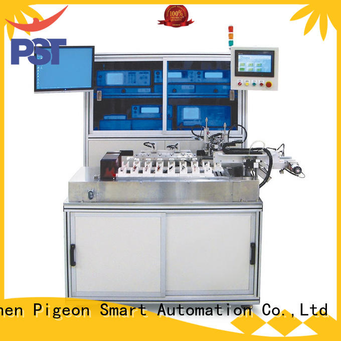 high end automated vision inspection systems manufacturer for electrical switches