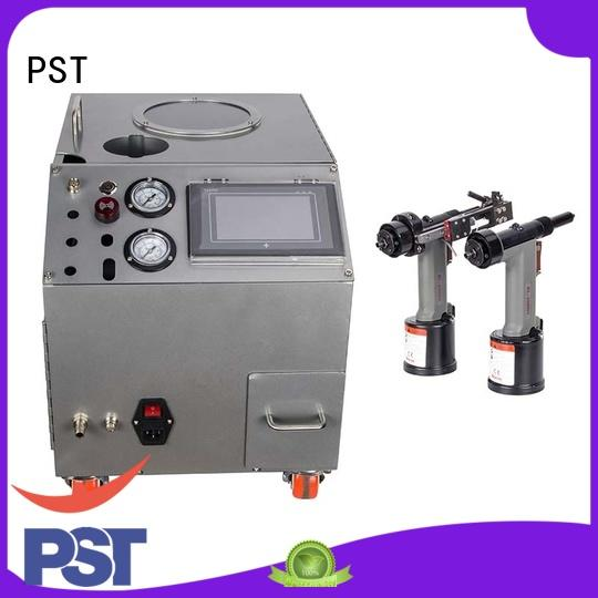 riveting Custom color automatic feeder for blind rivets pneumatic PST