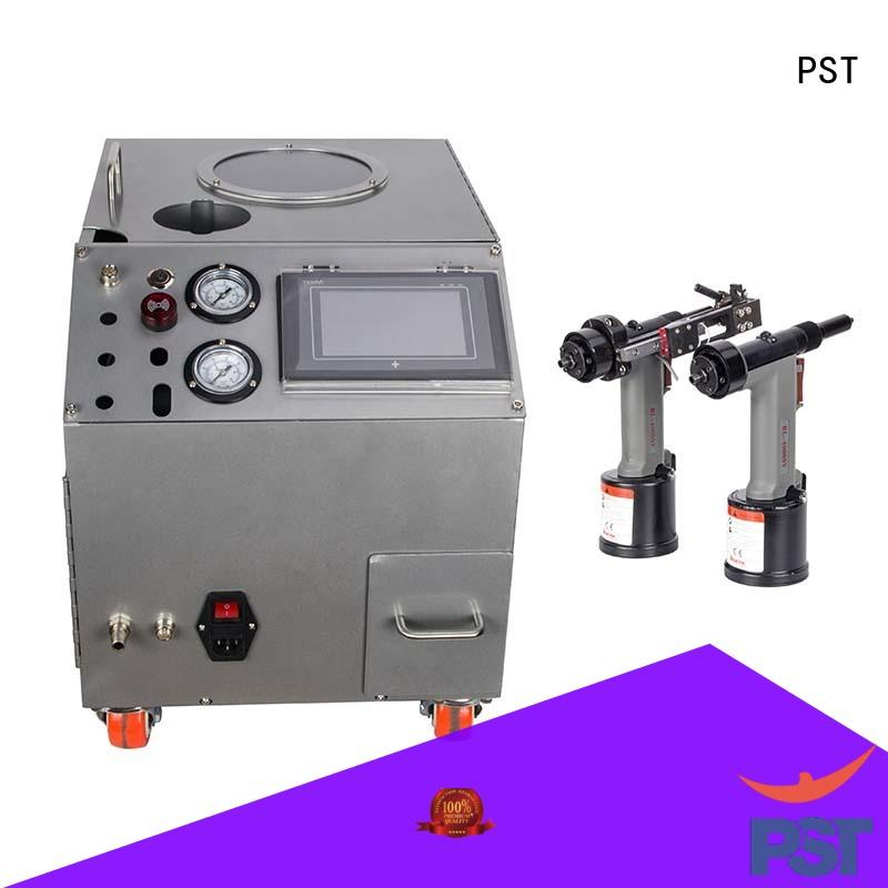 riveting machine manufacturer high end for kitchen hood PST