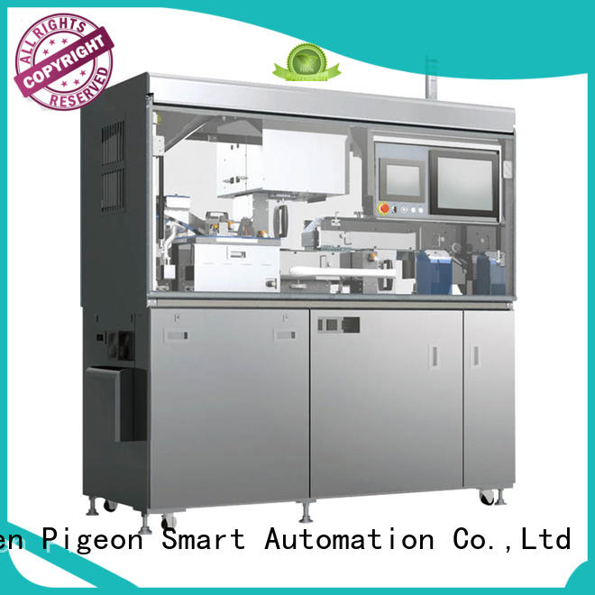 Custom automatic machine automatic inspection machine PST detecting