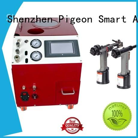 preventionhigh automatic rivet machine manufacturer pneumatic feed PST Brand
