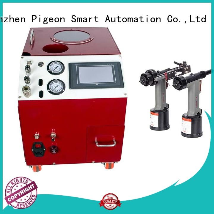 automatic color automatic feeder for blind rivets machine PST company