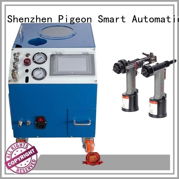 rivet machine manufacturer automatic automatic feeder for blind rivets intelligent company