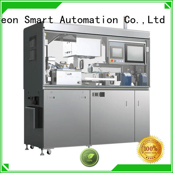 high end automatic visual inspection machine supplier for automotive switches