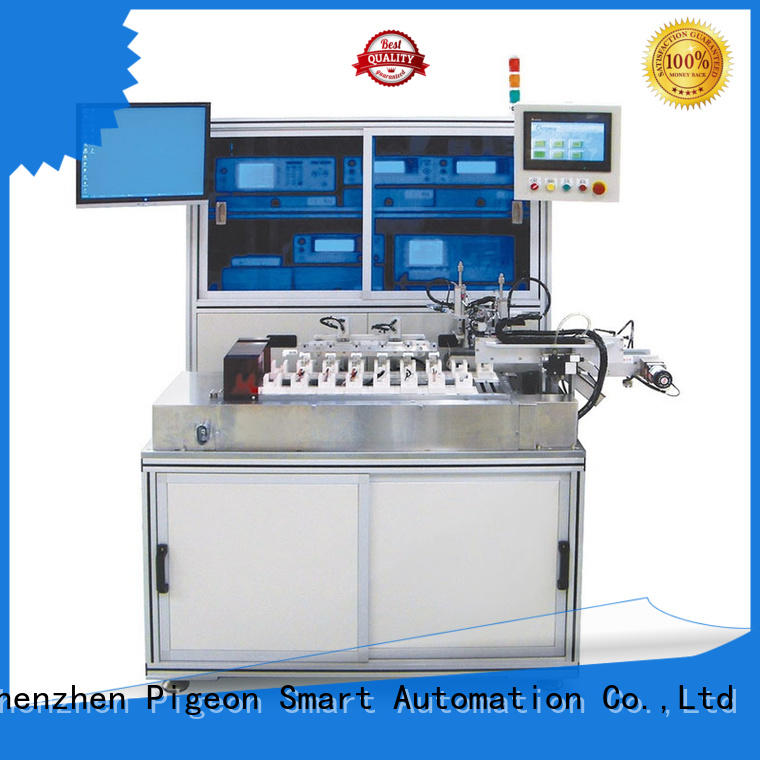 semi automatic automatic image detecting and packing machine memory stick for electrical switches