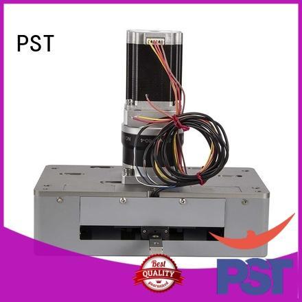 linear module robot arm modules placing robot PST Brand company