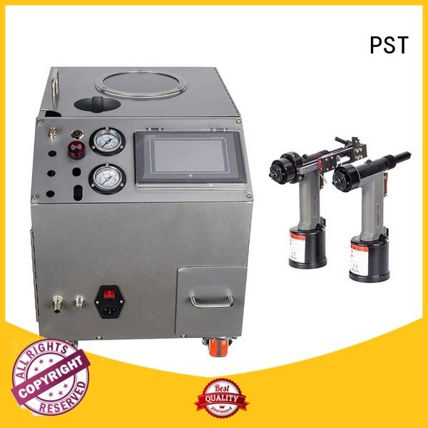 PST good selling automatic riveting machine supplier for server case