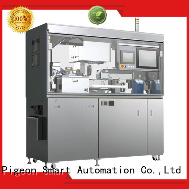 automatic inspection machines image machine PST Brand