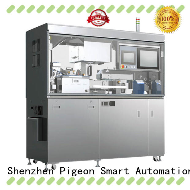 PST automatic image detecting and packing machine supplier for digital switches