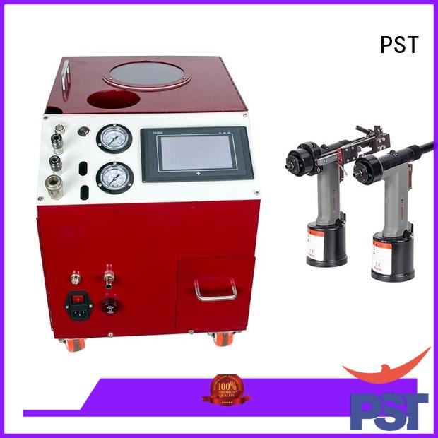 intelligent pneumatic automatic automatic feeder for blind rivets color PST