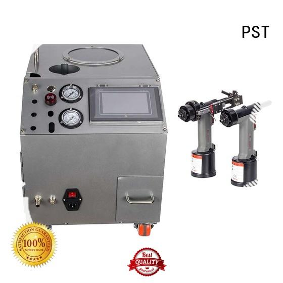 PST Brand preventionhigh color rivet machine manufacturer